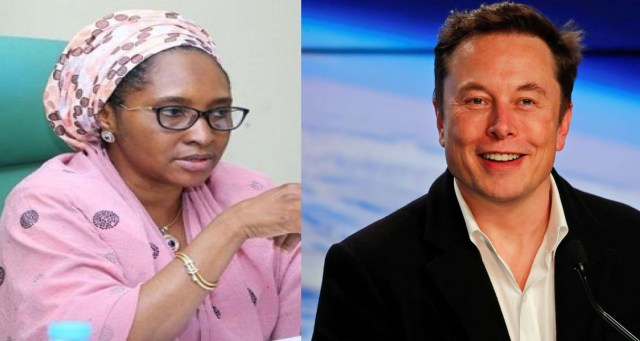 Right or wrong: Nigerians debate as Min of Finance begs Elon Musk for ventilators