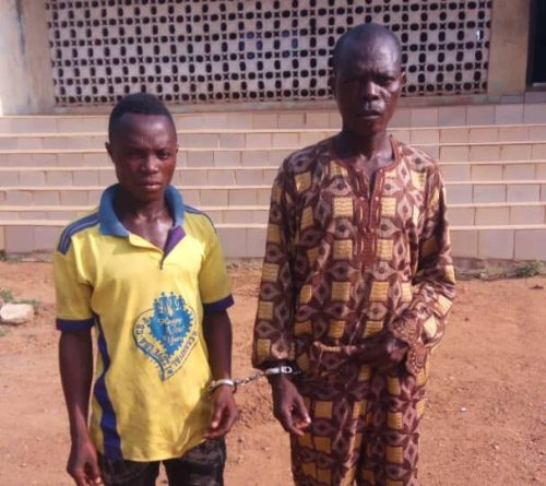 Father, son admits to beating herdsman to death in Ogun