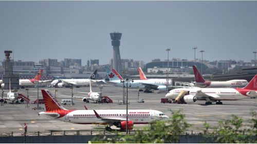 Chaos at Indian airports as country resumes domestic air travel