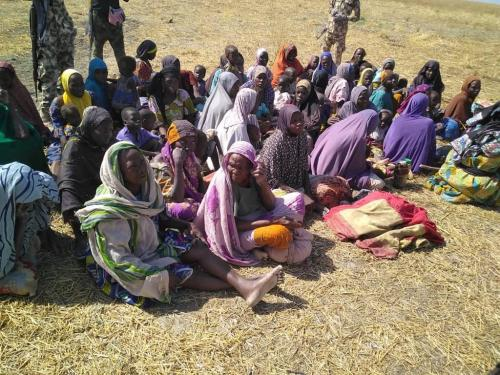 Troops of 7 Div eliminate 18 Boko Haram terrorists, rescue 72 Women, children