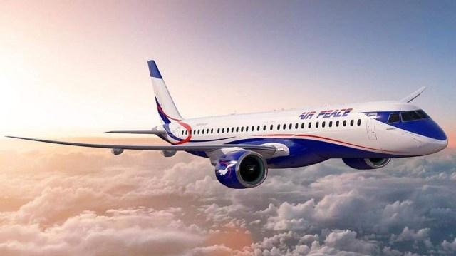 Air Peace commences Ilorin route, doubles Accra flights