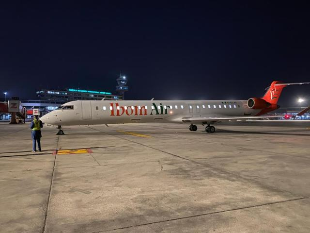 Akwa Ibom's Airline takes delivery of new aircraft