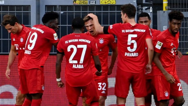 BUNDESLIGA: Bayern battle Leverkusen live on StarTimes