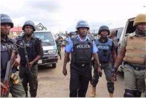 Oyo's Operation Burst parades robbery gang in Ibadan