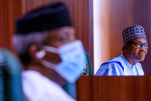 Buhari presides over 8th virtual FEC meeting