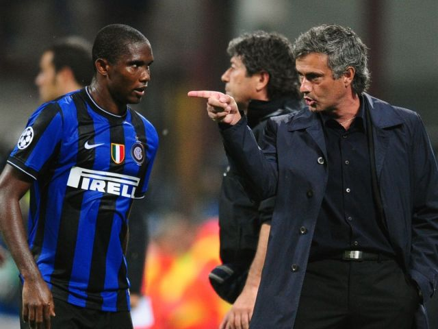 'Very violent' Mourinho admits he made some mistakes at Inter