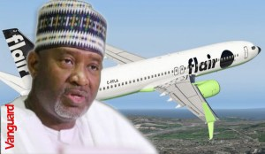 (JUST IN) Flight ban violation: Flairjet pays N1m fine to FG