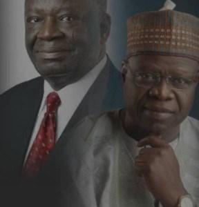 Former Kwara PDP Guber aspirant Ladi Hassan congratulates Gambari on CoS appointment