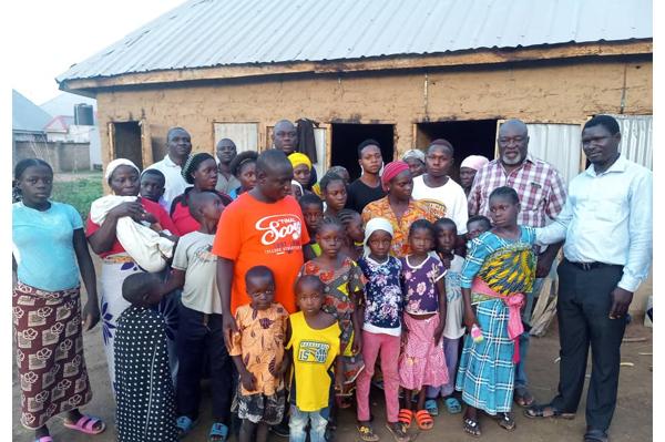 Kajuru IDPs relocate to Kaduna
