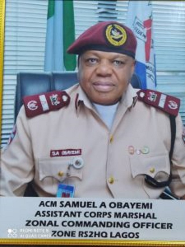 Interstate movement: FRSC turns back 791 vehicles from Lagos, Ogun boundaries