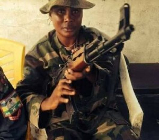 Army arrests 43-year-old woman, two other fake soldiers in Delta