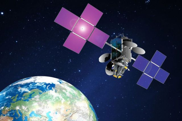 Satellite operator, Intelsat, files for bankruptcy, seeks to restructure