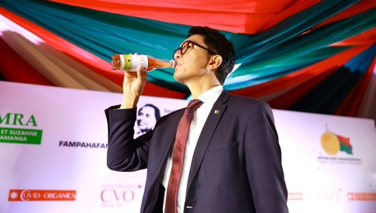 Madagascar govt split over minister's call for int'l help to fight COVID-19