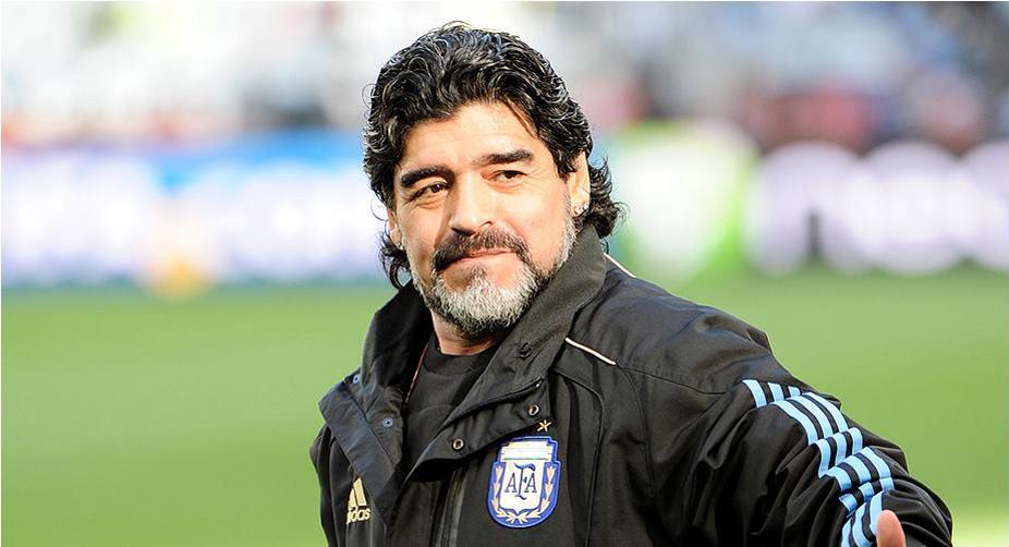 Breaking: Football legend, Maradona is dead