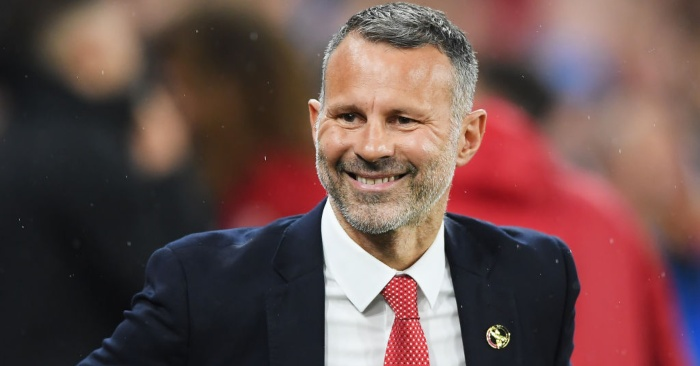 Man Utd legend Giggs modelling Wales on 'fantastic' Liverpool