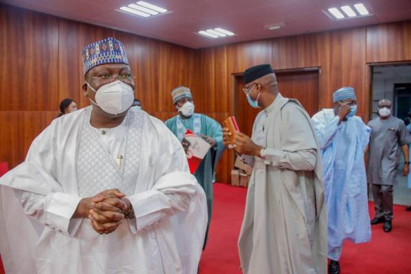 Senate considers N10.51trn revised budget for 2020