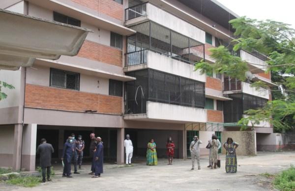 Diezani apartment