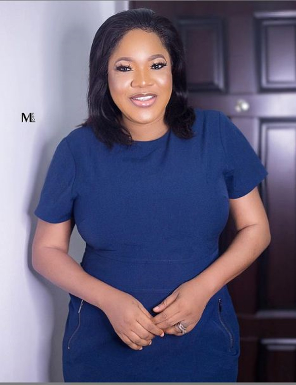 Toyin Abraham: Unknown side of the queen of screen!