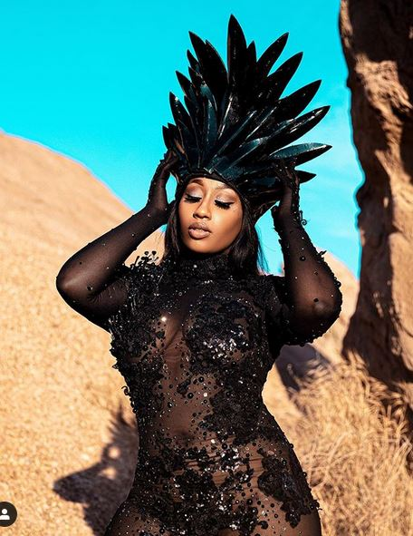 Victoria Kimani talks about being a sex symbol