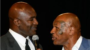 Holyfield plans gentle, no-knockout fight with Tyson