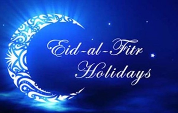 Eid-al-Fitr: FG declares May 25, 26 Public Holidays
