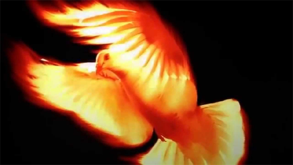 Holy Ghost Fire: The motor of civilization