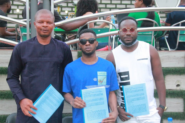 Ronee Empire signs new Afro Pop star in Enugu