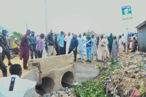 Niger infrastructure