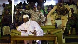 US charges ex-Gambian dictator's bodyguard over torture