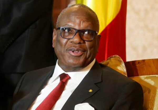 Protest against Mali president turns violent