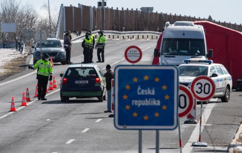 EU's external borders will remain closed to most foreigners