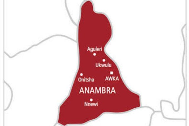 Police rescue new born baby in Anambra