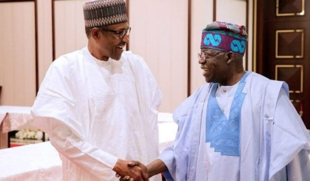 Insecurity: Buhari meets with Zulum, Tinubu, Akande in Aso Rock