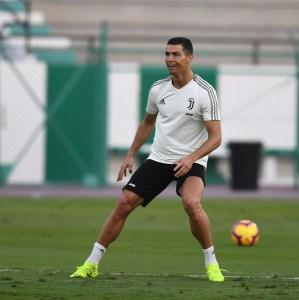 Ronaldo in phenomenal shape after lockdown