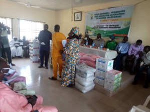 FG boosts farmers planting in Kwara with inputs