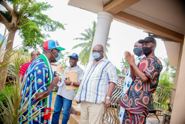 I won my ward in 2019 elections; my certificates intact, says Obaseki