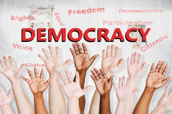 Nigeria's democracy