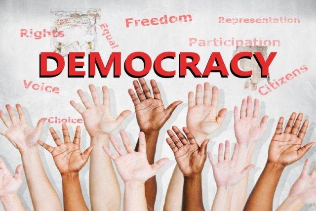 democracy can't form good govt. — SAN