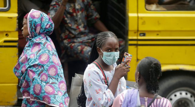 Fresh fears as residents jettison face masks