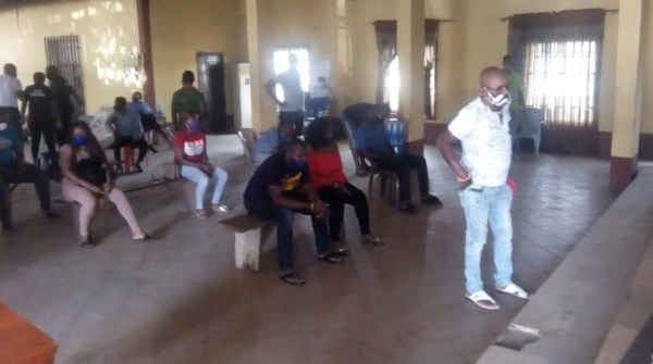 Court convicts 16 persons in Edo for violating COVID-19 preventive guidelines