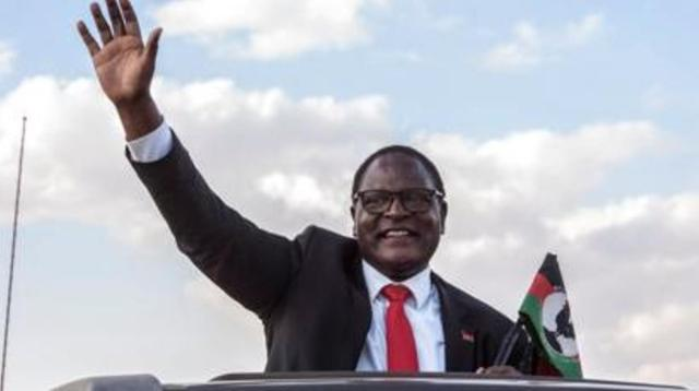 Malawi opposition leader sworn in as president after vote re-run
