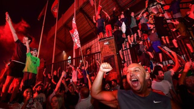 Liverpool risk ban after winning Premier League title