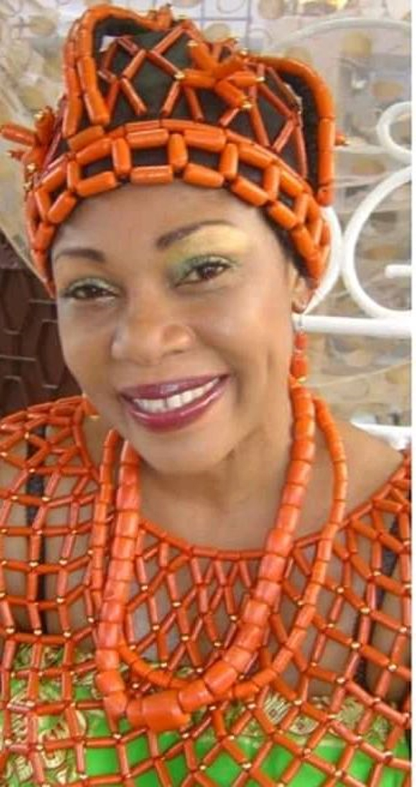 EDO 2020: Mabel Oboh becomes running mate for ADC Governorship aspirant