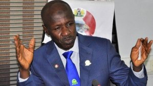 EFCC probe: Drama as Salami orders Magu's lawyers out of proceedings venue