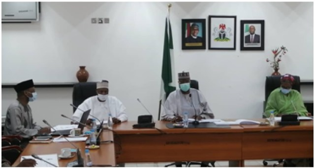 NIMC: FG inaugurates steering committee for Nigeria Digital Identity