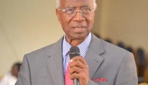 Oladipo Akinkugbe, outstanding medical scholar, drops the stethoscope