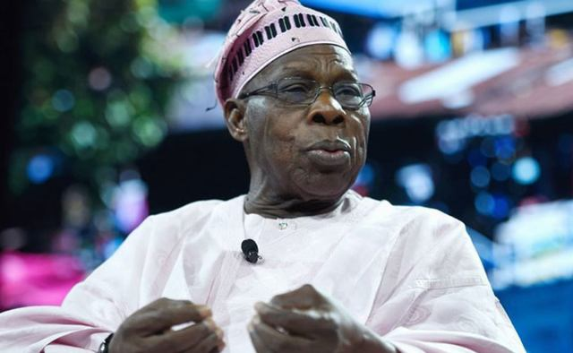 Nigerians are not preparing for God's Kingdom — Obasanjo
