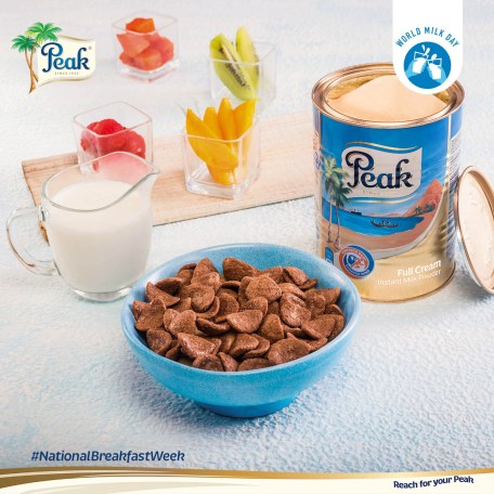 Dairy is the super-food you need for a healthy breakfast, wholesome nutrition