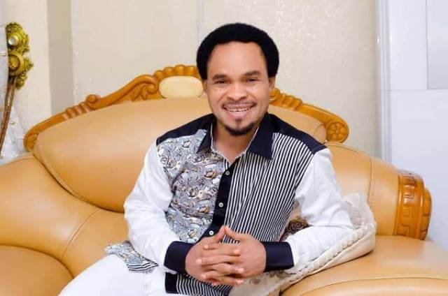 I started singing from my mother's womb — Odumeje