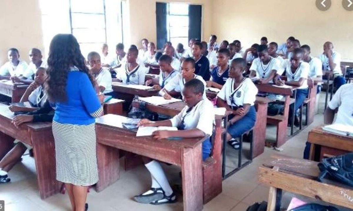 Lagos decontaminates public schools for partial resumption